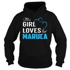 This Girl Loves Her MARUCA - Last Name, Surname T-Shirt #name #tshirts #MARUCA #gift #ideas #Popular #Everything #Videos #Shop #Animals #pets #Architecture #Art #Cars #motorcycles #Celebrities #DIY #crafts #Design #Education #Entertainment #Food #drink #Gardening #Geek #Hair #beauty #Health #fitness #History #Holidays #events #Home decor #Humor #Illustrations #posters #Kids #parenting #Men #Outdoors #Photography #Products #Quotes #Science #nature #Sports #Tattoos #Technology #Travel…