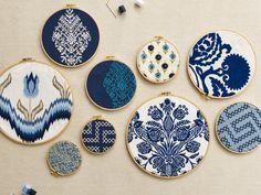 Embroideries by Schumacher