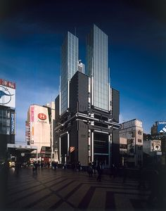 Kirin Plaza Osaka|Projects|Shin Takamatsu Architect & Associates Co,.Ltd.