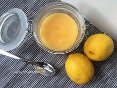 Citronový krém (lemon curd) Lemon Curd, Cheesecake, Fruit, Ethnic Recipes, Pizza, Food, Lemon, Cheesecakes, Essen