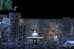 Bob Wilson abre el debate: ¿tiene que ser político el teatro o no? | Cultura | EL PAÍS
