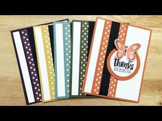 2014-2016 In Color Card Set – Jason Loucks, Independent Stampin' Up!® Demonstrator
