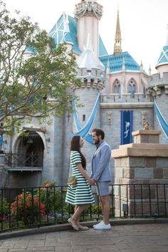 Shelly goes to Disneyland