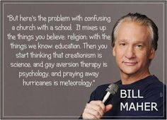Creation hypocrisy evolution science schools public government church state