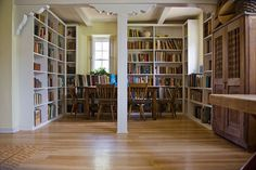 Photo: Radius Images/Getty Images | thisoldhouse.com | from 7 Surprising Built-In Bookcase Designs