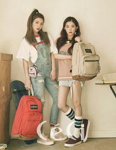 「Red Velvet」アイリーン&ジョイ、ファッションマガジンのグラビアに登場! | コリトピ | コリアトピック