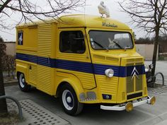 Citroen type H - Michelin