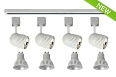 Internal Lighting Track Range 50 Led Dimmable