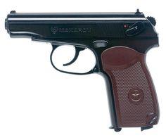 UMAREX Legends Makarov - .177 CAL CO2 BB Pistol