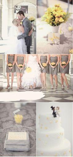 Yellow and gray March 2013 wedding...BM dress help! :  wedding bm dresses wedding colors yellow and gray wedding 129619295494824185 GqzXgYC3 F