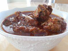 Celebration In My Kitchen: Goan Aad Maas (Meat Bone Curry), Goan Recipes, Goan Food Recipes, Recipes In Goa, Goan Cuisine