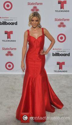 Fernanda Castillo at the 2015 billboard latin music awards