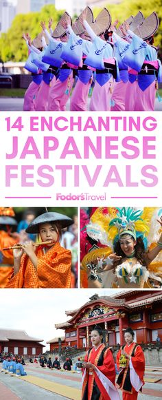 Full of fire and ice, festivals are highlights of the year in Japan. #Japan #Asia #festivals #bucketlist #wanderlust