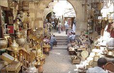 Khan el Khalili, Cairo, Egypt