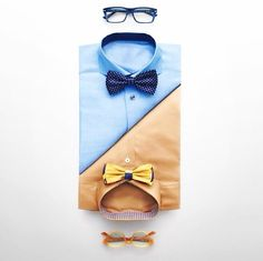 Под каждую рубашку - свои очки.