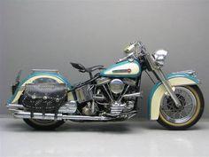 1949 Harley Davidson