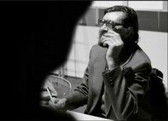 Julio Cortázar fotografiado por Mordzinski -
