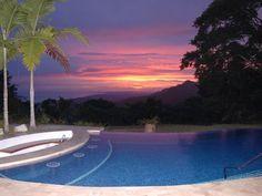 NEW OUTDOOR BATHROOM AND SHOWER! Stunning Ocean And Jungle Views. Jungle Bedroom, Swim Up Bar, Outdoor Bathrooms, Blue Morpho, Costa Rica, Swimming Pools, Beautiful Homes, Bedrooms, Ocean