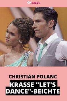 """Obwohl das große Finale von """"Let's Dance"""" jetzt schone einige Wochen zurückliegt, scheint Profi-Tänzer Christian Polanc, 42, die Geschehnisse während der letzten Staffel noch nicht vollständig hinter sich gelassen zu haben ...  #christianpolanc #letsdance #rtl #okmag"""