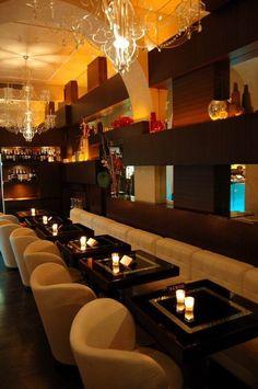 Deseo Lounge Bar, Milan, 2005 - ANDREA LANGHI