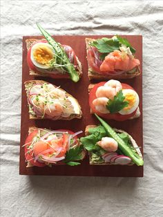 Fresh Rolls, Ethnic Recipes, Food, Meal, Eten, Meals