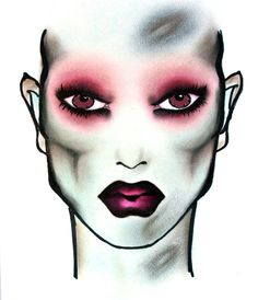 """Makeup Forever's """"Zombie"""""""