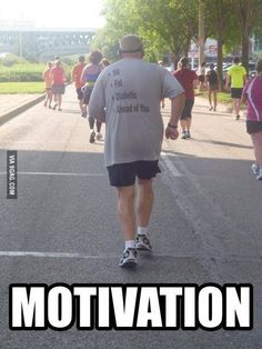 MOTIVATION lol :D What is your excuse?