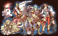 granblue images | ... granblue deck lizard from team ninja used a granblue deck as well