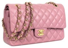 d510e363e45f Chanel Classic Medium Double Flap Lilac Calfskin Quilted Leather Shoulder  Bag