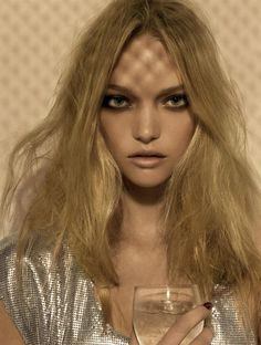 Gemma Ward photographed by Steven Meisel for Vogue Italia, May 2007.