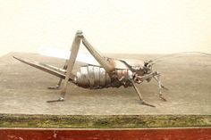 Les Sculptures métalliques de John Brown (12)