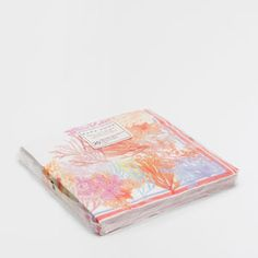 Image of the product Coral paper napkins (set of 20)
