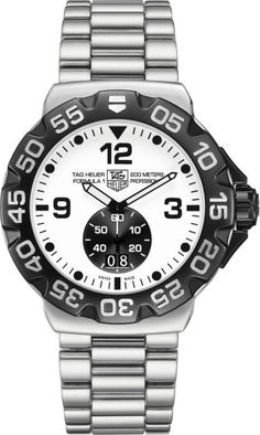 Brand New ORIGINAL #TAG Heuer Formula 1 Quartz Mens Watch WAH1011.BA0854 #Full House
