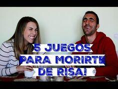 5 JUEGOS para TODA la FAMILIA! (o con amigos!) - YouTube