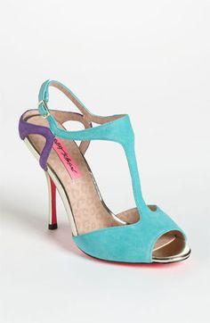 Betsey Johnson 'Blonddee' Sandal available at #Nordstrom