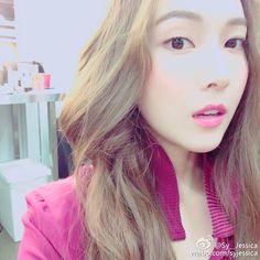 Team ☆ εїз TaeTae εїз (151122 Jessica @ weibo。(via Sy_Jessica) 『Happy...)