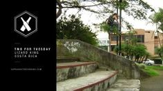 SUPRA TWO FOR TUESDAY: Lizard King Costa Rica - http://DAILYSKATETUBE.COM/supra-two-for-tuesday-lizard-king-costa-rica/ - http://www.youtube.com/watch?v=_iJLElj-3ak&feature=youtube_gdata  www.SupraSkateboarding.com Lizard warms it up with a Front Nose then gets a bit creative at this crusty Costa Rican spot. Two For Tuesday is our new weekly feature dropping every Tuesday... - costa, king, lizard, RICA, supra, tuesday