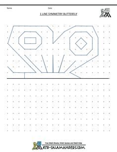 Here you will find our selection of Symmetry Activities for kids. There are a range of symmetry worksheets to help children master reflecting or flipping a shape. Symmetry Worksheets, Symmetry Activities, Math Worksheets, Therapy Activities, Learning Activities, Activities For Kids, Sensory Activities, Tangram, Math Sheets