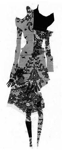 illustration by Pierre-Louis Mascia Fashion Collage, Fashion Prints, Fashion Art, Fashion Design, Mode Collage, Collage Art, Collages, Illustrations Posters, Fashion Illustrations