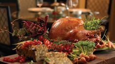 Respect holiday foodie traditions. Even if people don't want to do the cooking, chances are they still want to eat turkey on Christmas — at least, they do at the Four Seasons Hotel London at Canary Wharf.