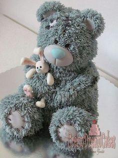 Taddy teddy bear cake