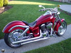who custom shadow? - Honda Shadow Forums : Shadow Motorcycle Forum