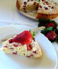 Torta Primaverile alle Fragole & Ringraziamenti
