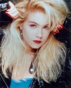 Christina Applegate (Married With Children).