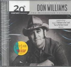 Precision Series Don Williams - 20th Century Masters- The Millennium Collection: The Best of Don Williams