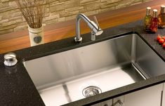 Under Counter Stainless Steel Kitchen Sinks Images Google Search Sink Faucets