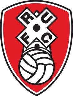 Rotherham United FC, The Championship, Rotherham, South Yorkshire, England Football Team Logos, Soccer Logo, Football Stadiums, Club Soccer, Soccer Teams, Sports Logos, Football Soccer, Basketball, English Football Teams