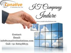 IT Company In Indore – Acquire Exclusive Web Solutions   Get the best IT services by Conative IT Solutions. We provide exclusive services to our clients for web solutions. . We also provide specialized development and designing solutions including CMS development, E-commerce development on several platforms.  For more information:  Email: info@conativeitsolutions.com Call: +91-8269788173 Visit: www.conativeitsolutions.com