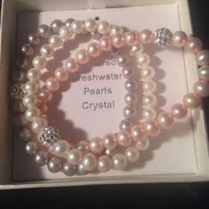 Pearl Braceletts