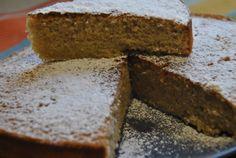Tarta de Santiago, sin gluten y sin lactosa --> Spanish Almond Cake, #glutenfree and #lactosefree